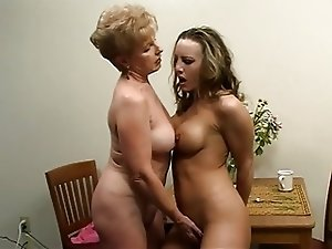 Mature Woman vs Young Girl 48
